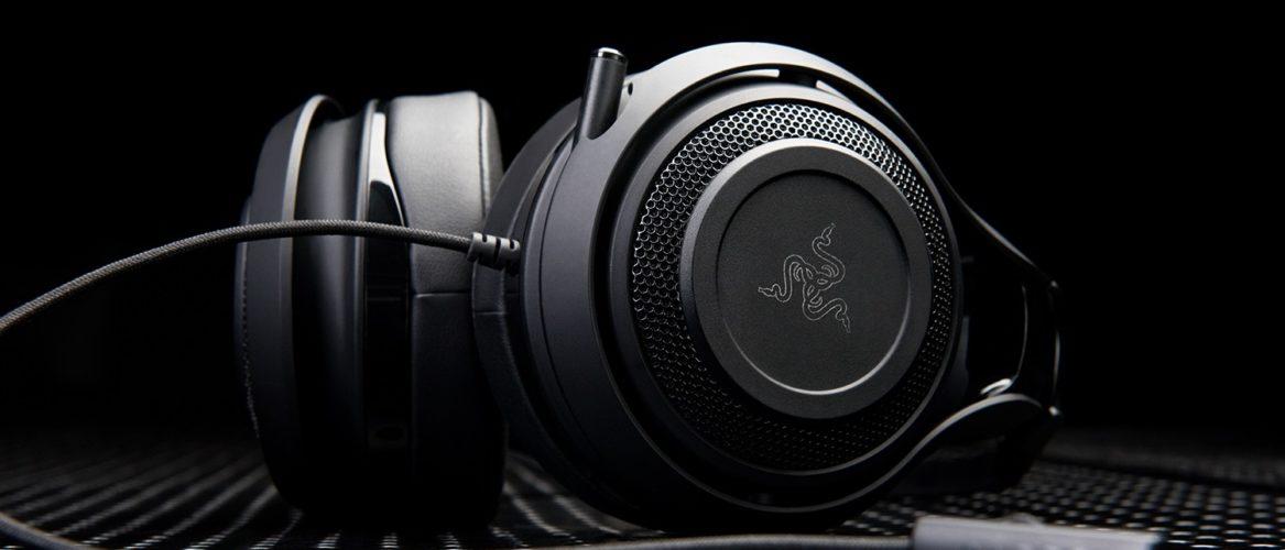 Razer presenta los auriculares con el cable ManO'War