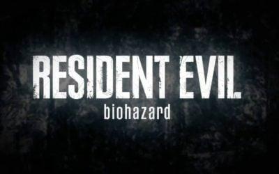 Nuevo video del Resident Evil 7 Biohazard, imperdible