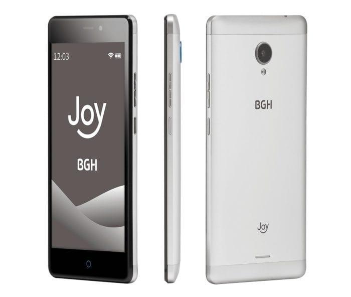 bgh-joy-x5-nueva