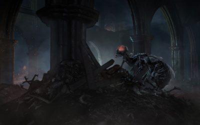 Nuevo trailer PvP de Dark Souls III: Ashes of Ariandel