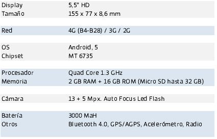 ficha-tecnica-celular-x5
