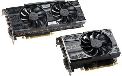 EVGA presenta sus modelos GTX 1050 y GTX 1050 Ti