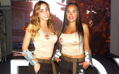 Evento lanzamiento Gears of War 4 en Argentina