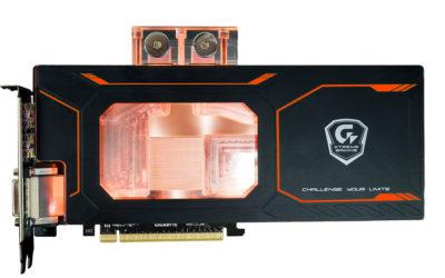 Nueva GTX 1080 de Gigabyte con refrigeración extrema
