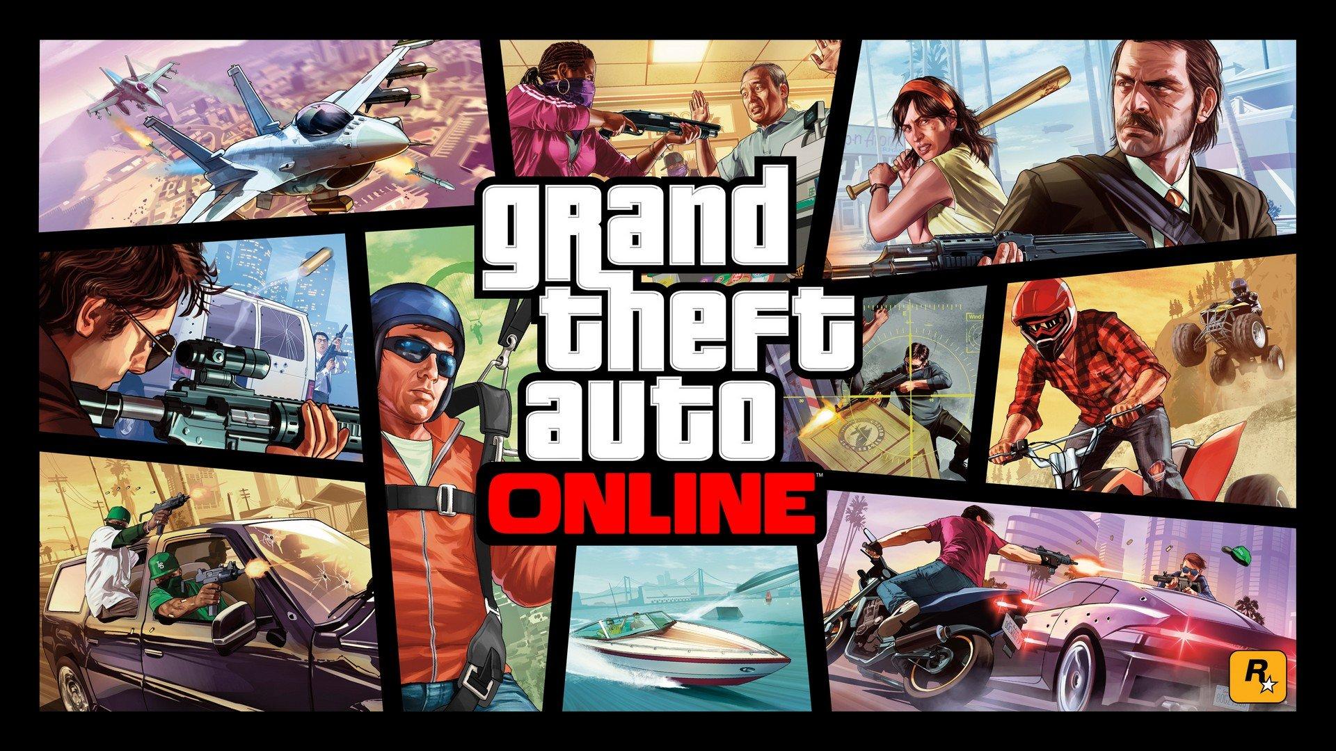 Resultado de imagen para GTA online