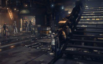 Deus Ex: Mankind Divided DX12 Benchmark