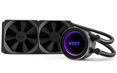 NZXT lanza nuevas variantes del Kraken