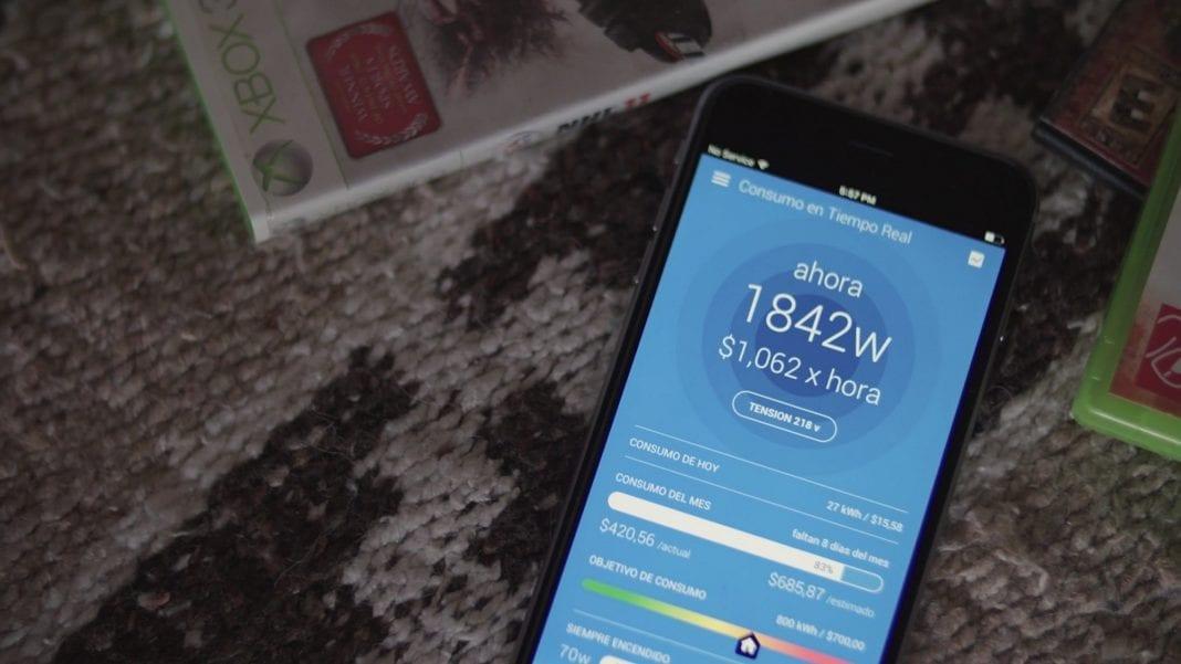Emprendedores argentinos desarrollan monitor de consumo eléctrico