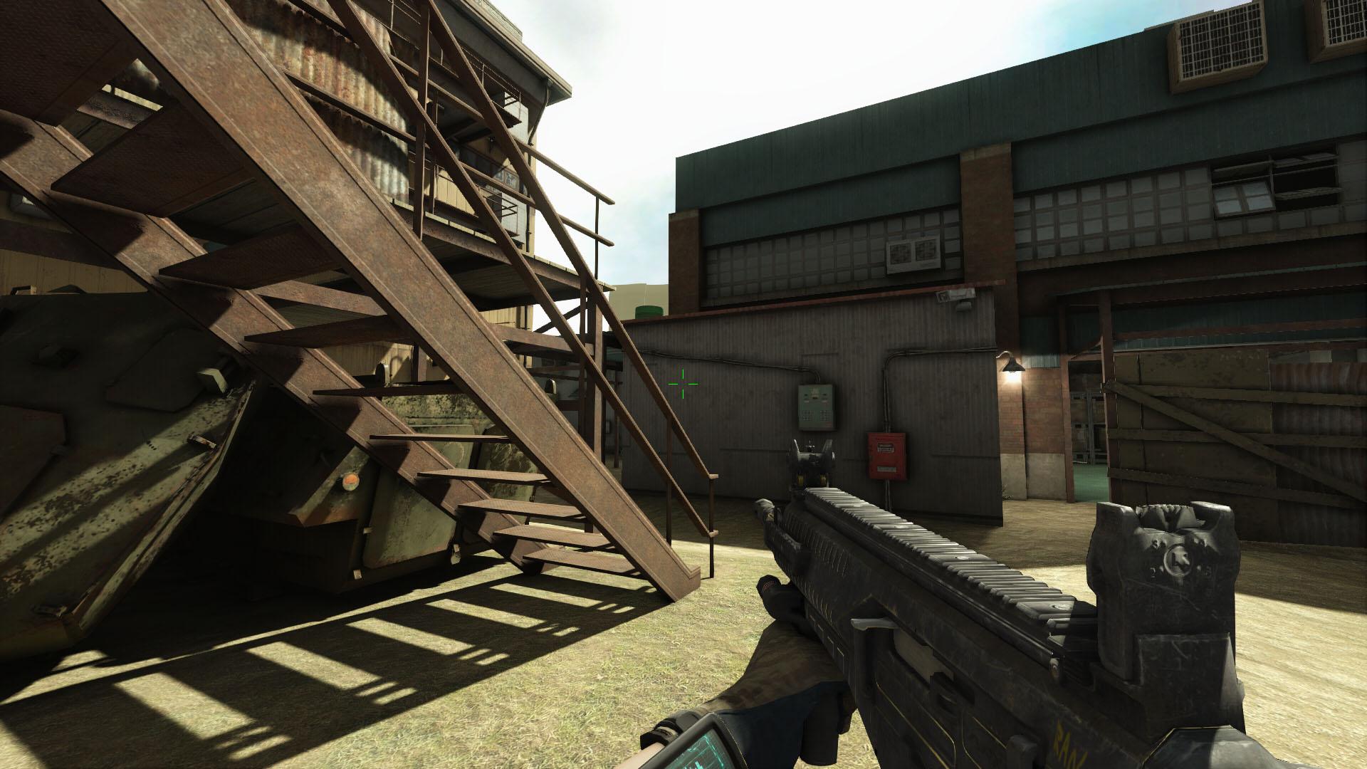 matchmaking combat arms