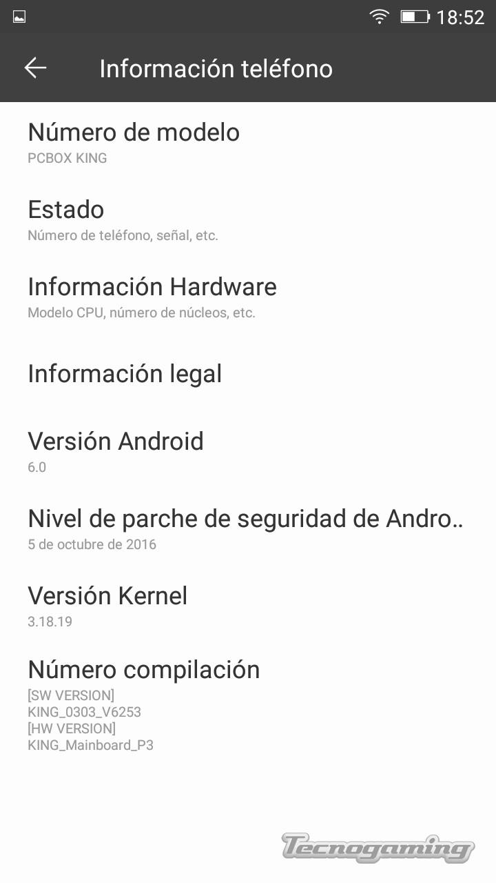 PCBOX KING smartphone - TecnoGaming