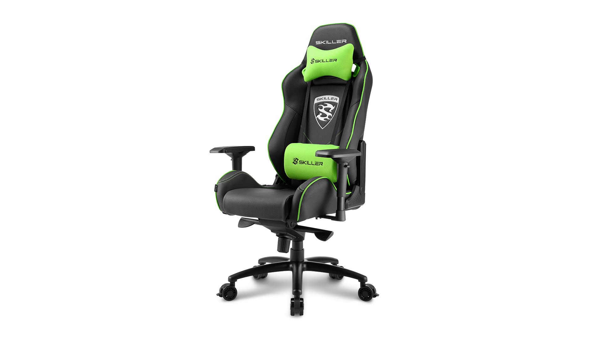 Sharkoon lanza su primera silla gamer tecnogaming for Precio sillas gamer