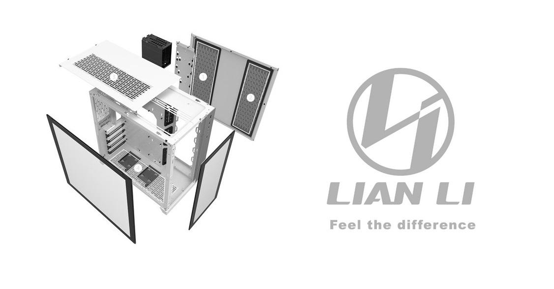 Lian Li lanza el gabinete PC-011 Dynamic Mid-Tower - TecnoGaming