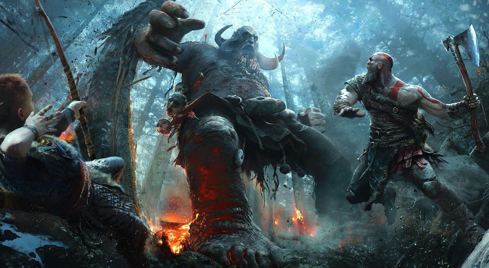 Tres juegos de cultura nórdica si te gustó God of War - TecnoGaming