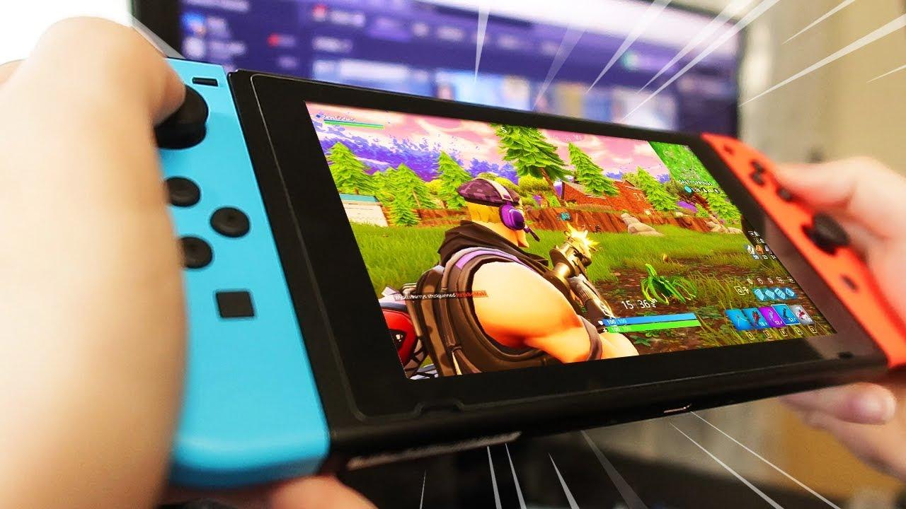 Nintendo Confirma Que Fortnite No Requiere Suscripcion A Su Servicio