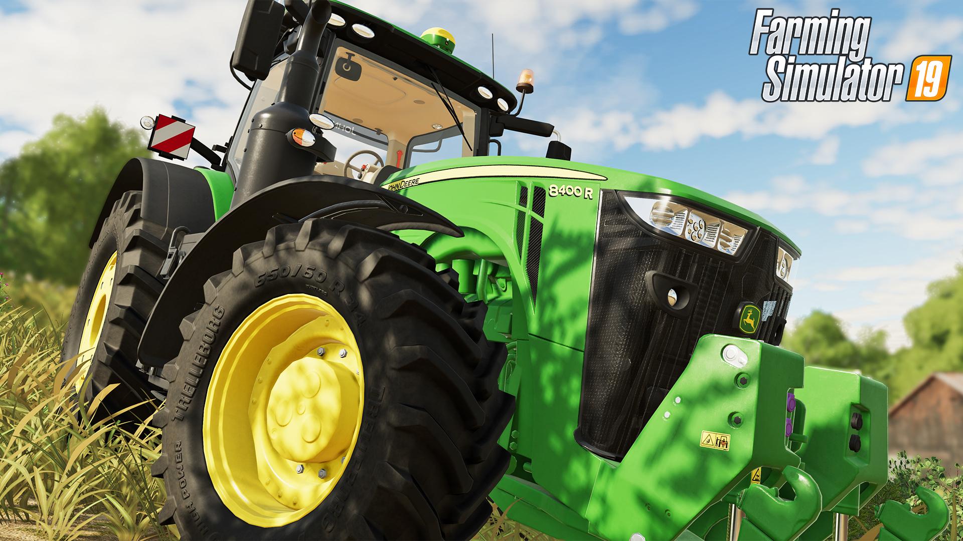 Resultado de imagen de farming simulator 19